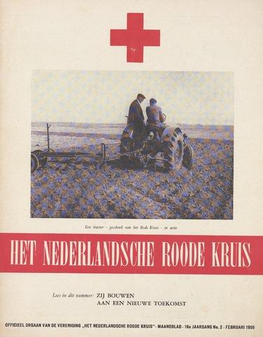 Watersnood documentatie 1953 - tijdschriften 1955-01-31