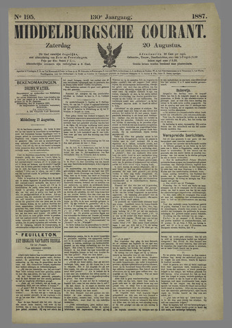 Middelburgsche Courant 1887-08-20