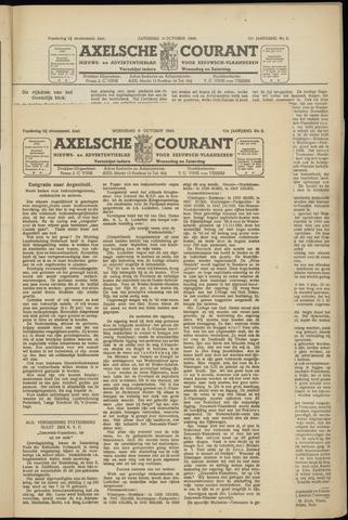 Axelsche Courant 1948-10-06