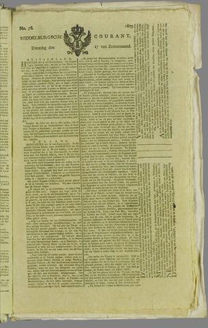 Middelburgsche Courant 1809-06-17