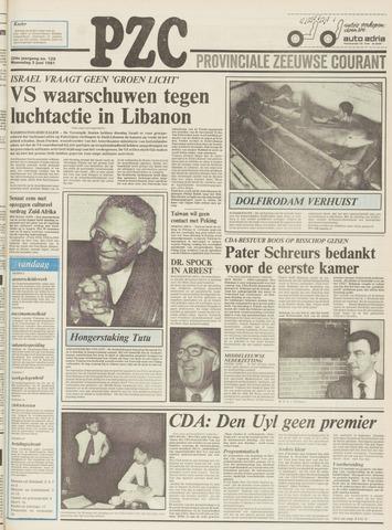 Provinciale Zeeuwse Courant 1981-06-03
