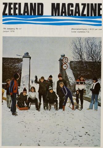 Zeeland Magazine / Veerse Meer Gids 1978-01-01
