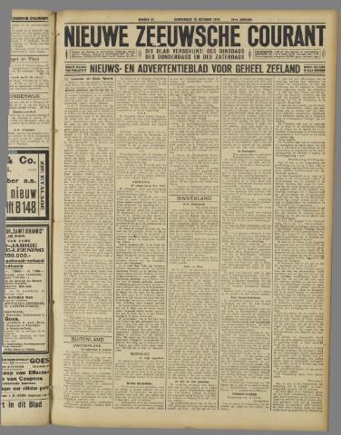 Nieuwe Zeeuwsche Courant 1925-10-15