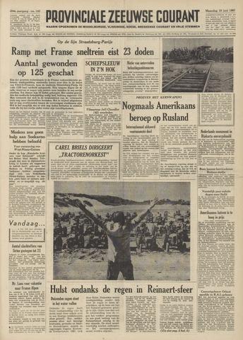 Provinciale Zeeuwse Courant 1961-06-19