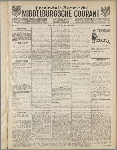 Middelburgsche Courant 1930-01-06