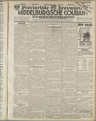 Middelburgsche Courant 1937-04-01