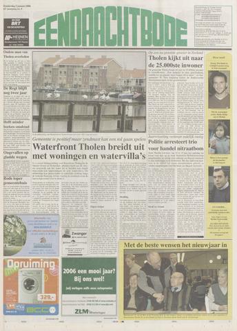 Eendrachtbode (1945-heden)/Mededeelingenblad voor het eiland Tholen (1944/45) 2006
