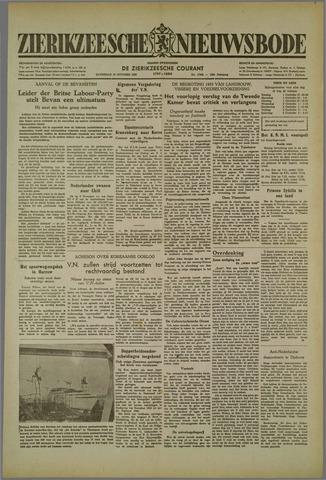 Zierikzeesche Nieuwsbode 1952-10-18
