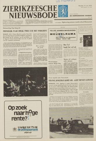Zierikzeesche Nieuwsbode 1973-05-14