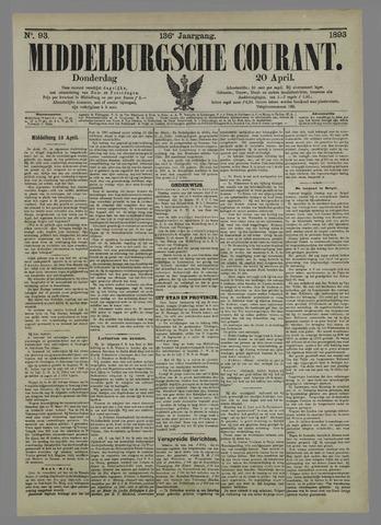 Middelburgsche Courant 1893-04-20