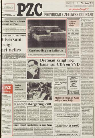 Provinciale Zeeuwse Courant 1987-12-17