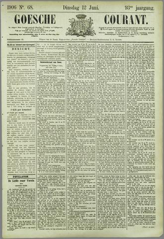 Goessche Courant 1906-06-12