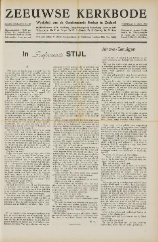 Zeeuwsche kerkbode, weekblad gewijd aan de belangen der gereformeerde kerken/ Zeeuwsch kerkblad 1950-12-08