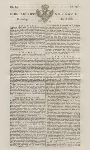 Middelburgsche Courant 1762-05-20