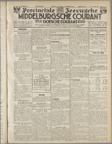 Middelburgsche Courant 1936-02-21