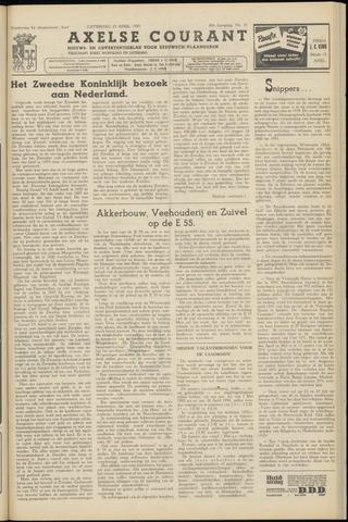 Axelsche Courant 1955-04-23