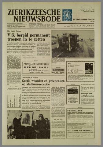 Zierikzeesche Nieuwsbode 1973-12-07