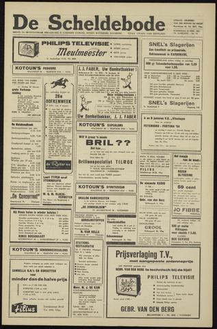 Scheldebode 1961-02-23