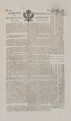 Middelburgsche Courant 1811-03-21