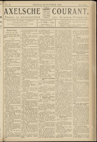 Axelsche Courant 1925-10-23