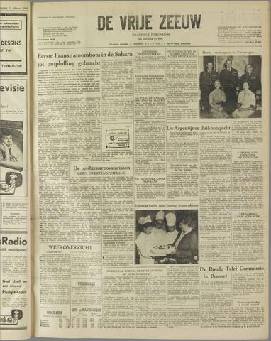 de Vrije Zeeuw 1960-02-15