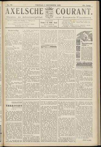 Axelsche Courant 1939-12-08