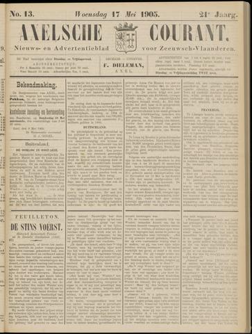 Axelsche Courant 1905-05-17