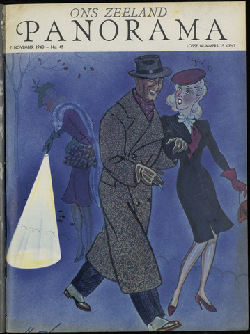 Ons Zeeland / Zeeuwsche editie 1940-11-07