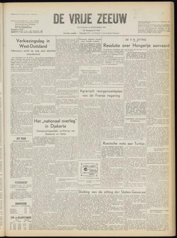 de Vrije Zeeuw 1957-09-16