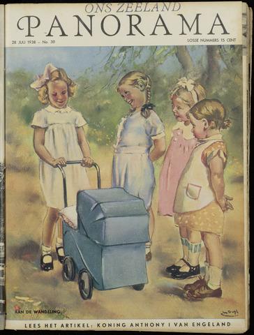 Ons Zeeland / Zeeuwsche editie 1938-07-28