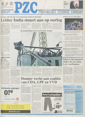 Provinciale Zeeuwse Courant 2002-05-23