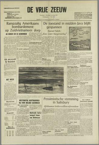 de Vrije Zeeuw 1965-11-01