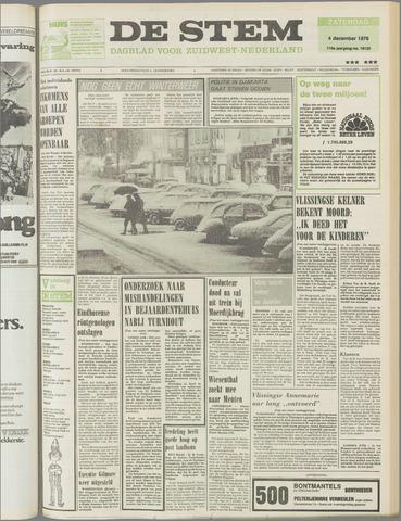de Stem 1976-12-04