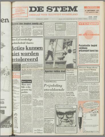 de Stem 1977-09-10