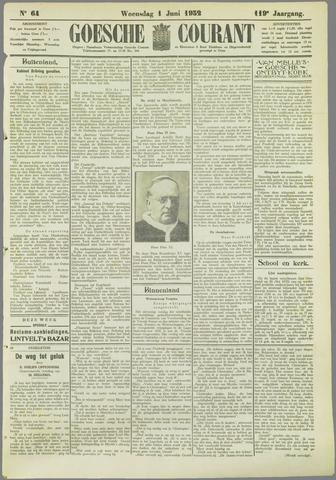Goessche Courant 1932-06-01