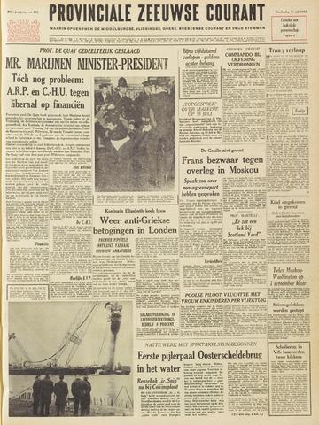 Provinciale Zeeuwse Courant 1963-07-11