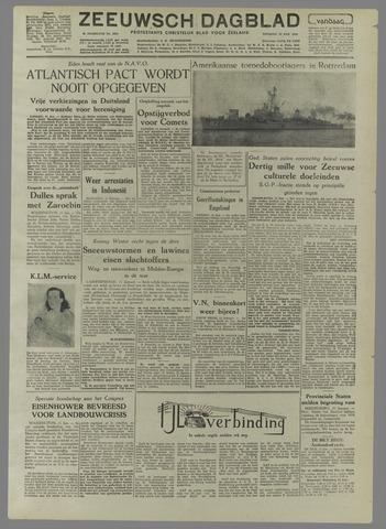 Zeeuwsch Dagblad 1954-01-12