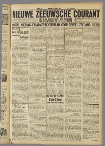Nieuwe Zeeuwsche Courant 1932-03-22