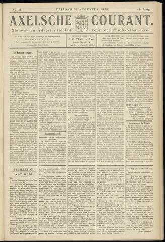 Axelsche Courant 1928-08-31