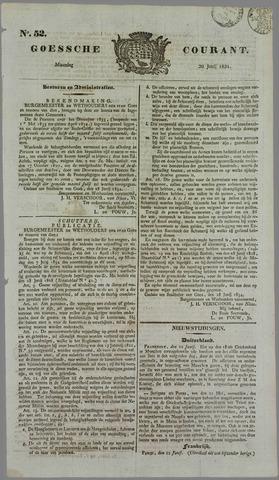 Goessche Courant 1834-06-30