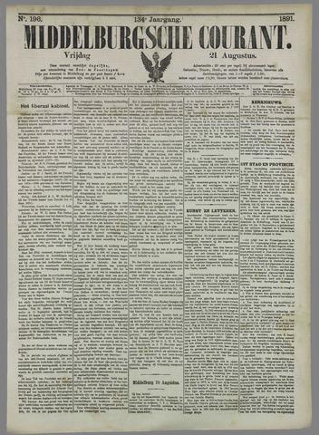 Middelburgsche Courant 1891-08-21
