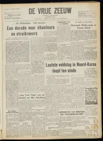 de Vrije Zeeuw 1950-10-21