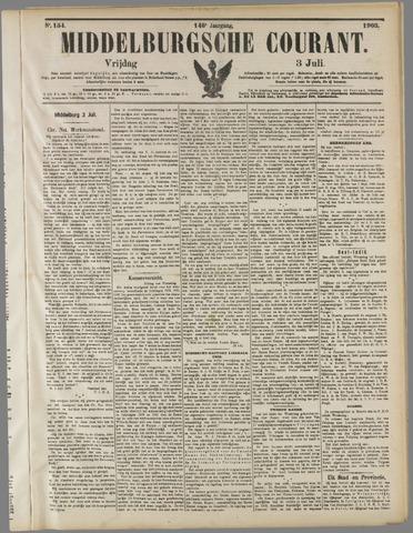 Middelburgsche Courant 1903-07-03