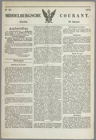 Middelburgsche Courant 1872-01-30
