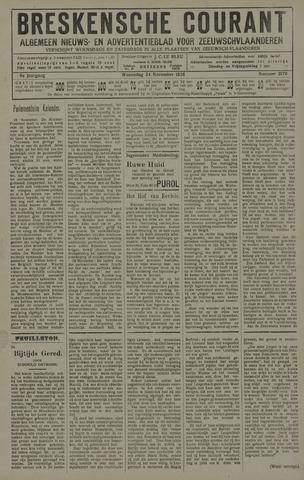 Breskensche Courant 1926-11-24