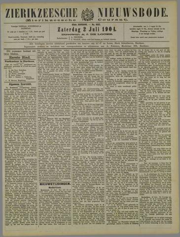 Zierikzeesche Nieuwsbode 1904-07-02