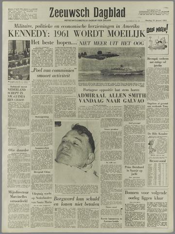 Zeeuwsch Dagblad 1961-01-31