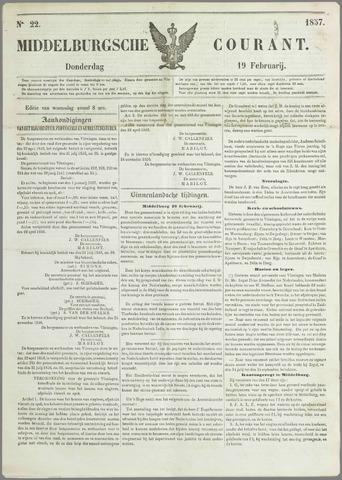 Middelburgsche Courant 1857-02-19