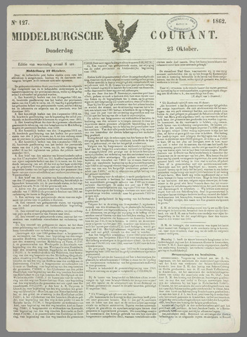 Middelburgsche Courant 1862-10-23
