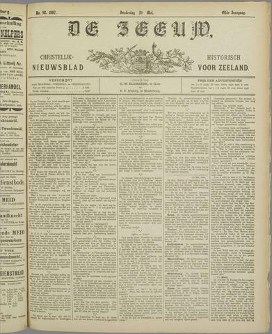 De Zeeuw. Christelijk-historisch nieuwsblad voor Zeeland 1897-05-20